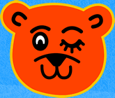 Kiddy Winks bear logo