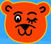 Kiddy Winks bear logo